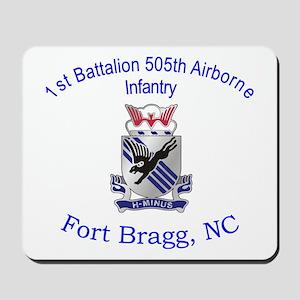 1st Bn 505th ABN Mousepad