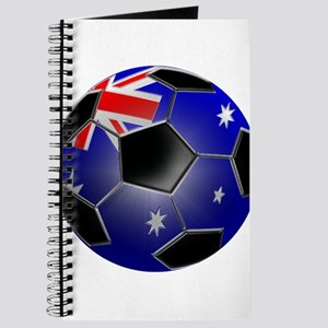 Australia Soccer Ball Journal