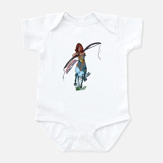 Sagittarius - The Bowman Infant Bodysuit
