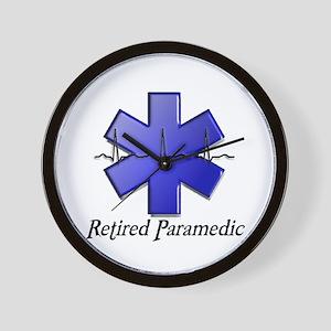 EMT/PARAMEDICS Wall Clock