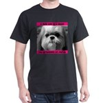 Shih Tzu Heaven Dark T-Shirt