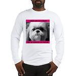 Shih Tzu Heaven Long Sleeve T-Shirt