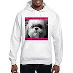 Shih Tzu Heaven Hooded Sweatshirt