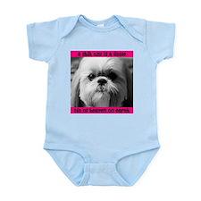 Shih Tzu Heaven Infant Bodysuit