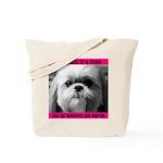 Shih Tzu Heaven Tote Bag