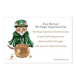 Finn McCool Postcards (Package of 8)