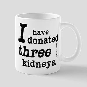 Three Kidneys Mug
