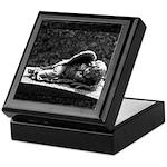 Sleeping Cherub Keepsake Box