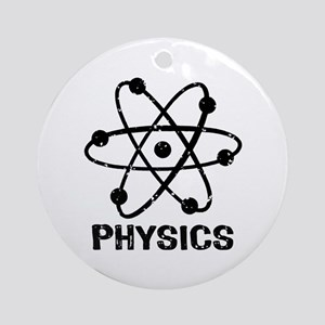 Physics Ornament (Round)
