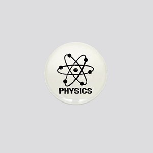 Physics Mini Button