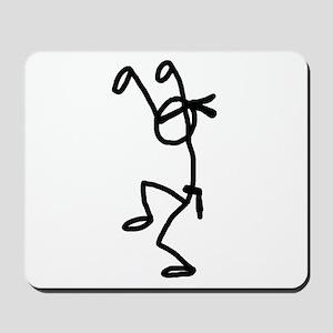 The Crane Mousepad