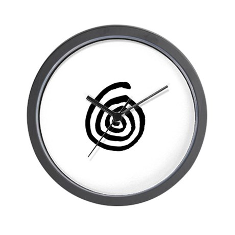 'pataphysical Wall Clock