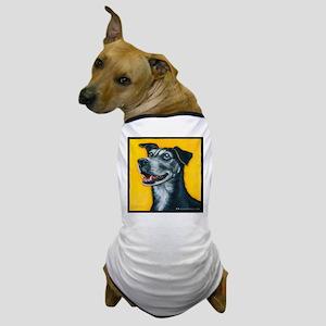 "Shepherd Mix ""Bowie"" Dog T-Shirt"