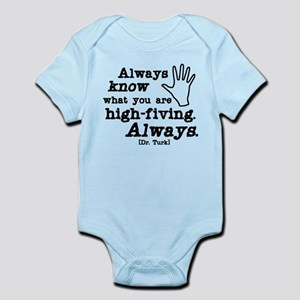 Scrubs High Five Infant Bodysuit