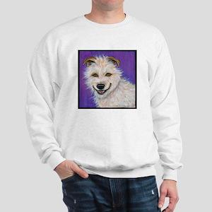 """Terrier Mix """"Charlie"""" Sweatshirt"""