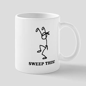 Sweep this! (light) Mug
