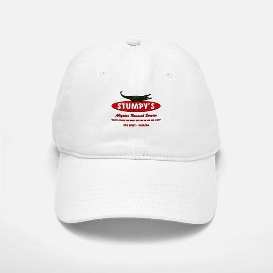 STUMPY'S GATOR REMOVAL SERVIC Baseball Baseball Cap