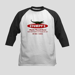 STUMPY'S GATOR REMOVAL SERVIC Kids Baseball Jersey
