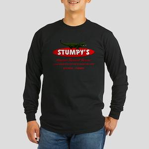 STUMPY'S GATOR REMOVAL SERVIC Long Sleeve Dark T-S