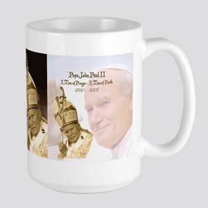 PJPII - Collage Large Mug