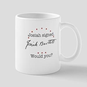 Josiah Bartlett Mug
