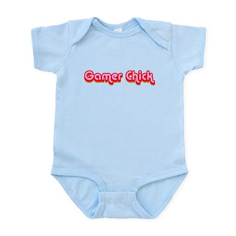 Gamer Chick Infant Bodysuit