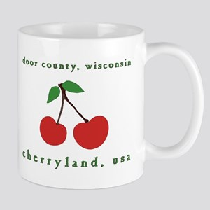 cherryland (cherries) Mug