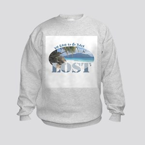 Lost Oval Kids Sweatshirt