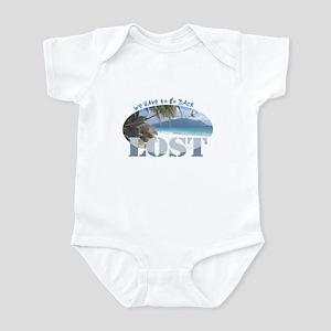 Lost Oval Infant Bodysuit