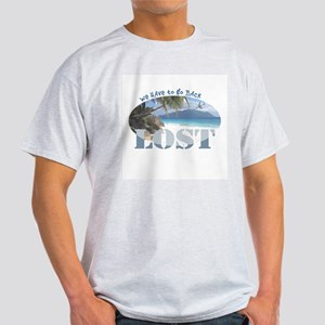 Lost Oval Light T-Shirt
