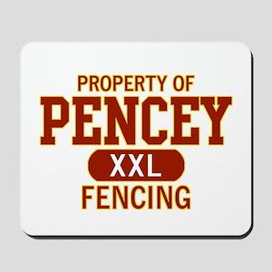 Property of Pencey Mousepad