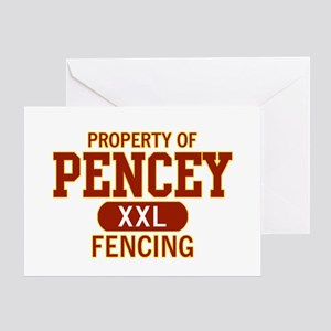 Property of Pencey Greeting Card