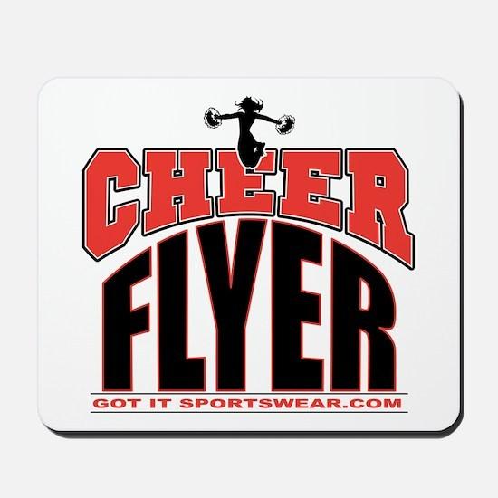 Cheer Flyer Mousepad