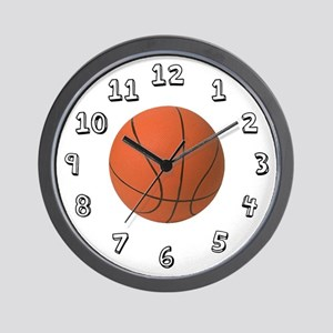 Basket Ball Wall Clock