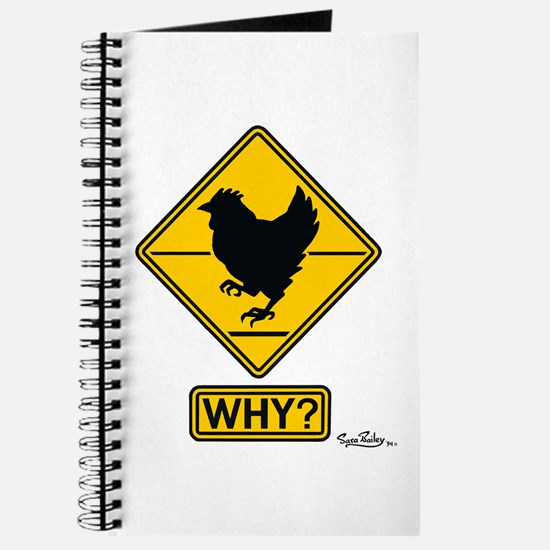Why did the Chicken Cross? Journal