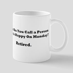 Retired Happy Mugs