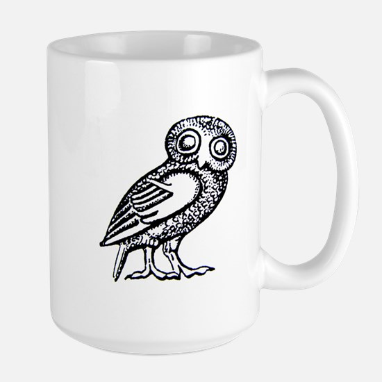 Athenas Owl Mugs
