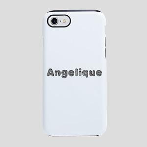 Angelique Wolf iPhone 7 Tough Case