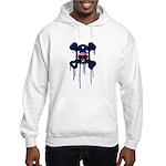 Australia Punk Skull Hooded Sweatshirt