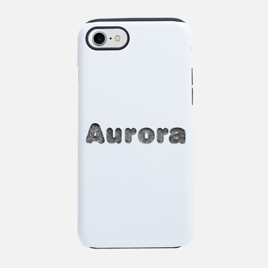 Aurora Wolf iPhone 7 Tough Case