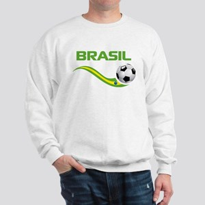 Soccer BRASIL Sweatshirt