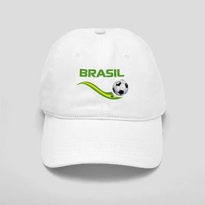 Soccer BRASIL Cap