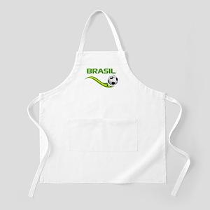 Soccer BRASIL Apron