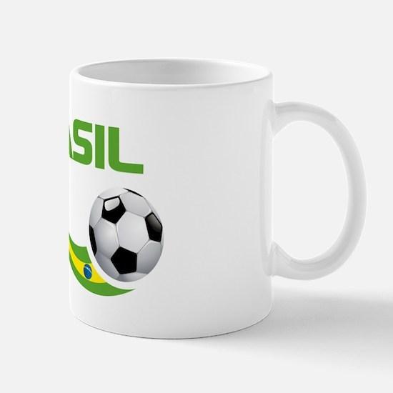 Soccer BRASIL Mug