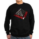Building the Pyramids Sweatshirt (dark)