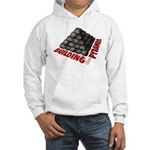 Building the Pyramids Hooded Sweatshirt