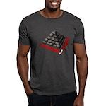 Building the Pyramids Dark T-Shirt