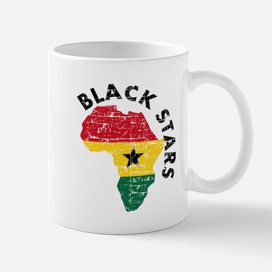Blackstars of Ghana Mug