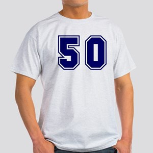 The Number 50 Light T-Shirt