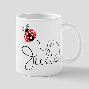Ladybug Julie Mug
